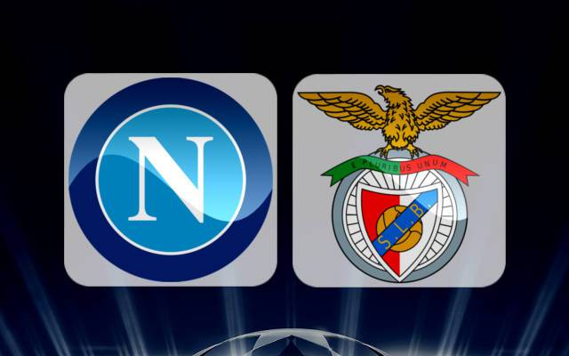 Dove vedere Napoli-Benfica Streaming