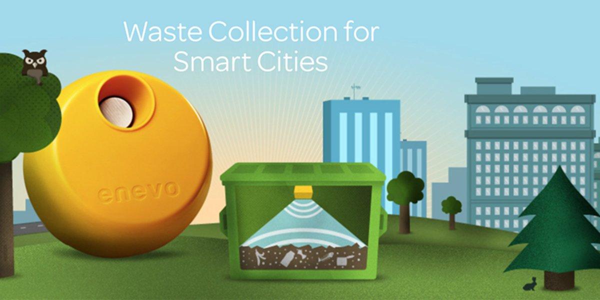 Finnish waste #IoT makes street bins smart in UK's https://t.co/Yctvuflpue #Finland #smartcity https://t.co/WCLBxQglhu