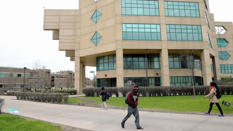 Chicago State University enrolled just 86 freshmen this fall, as total enrollment drops 25%