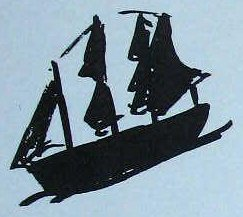 I was going to stop, but I think this sailing ship deserves its own tweet. #redactionart https://t.co/or3v6QLqIA