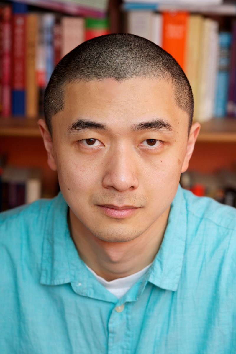 Ken Liu on translating Chinese SF and his own writing https://t.co/nzhDEY0rAX https://t.co/xJ2uBQK1hK