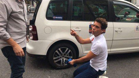 Prendi un taxi e a guidare trovi Mika, succede a Catania tra lo ... - https://t.co/OJSEObnRET #blogsicilianotizie