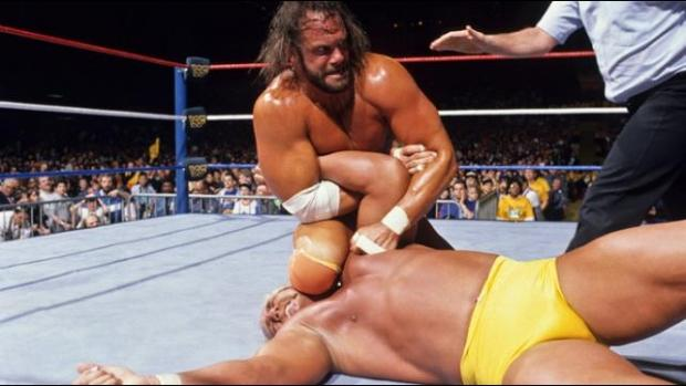 Wwe hulk hogan vs ric flair