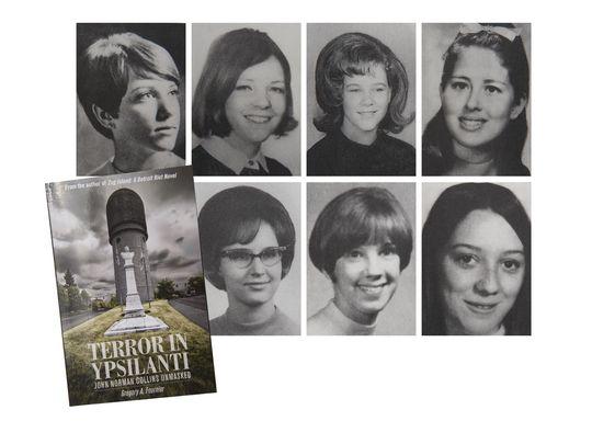 '60s coed murders near EMU, UM get a second look in new book.