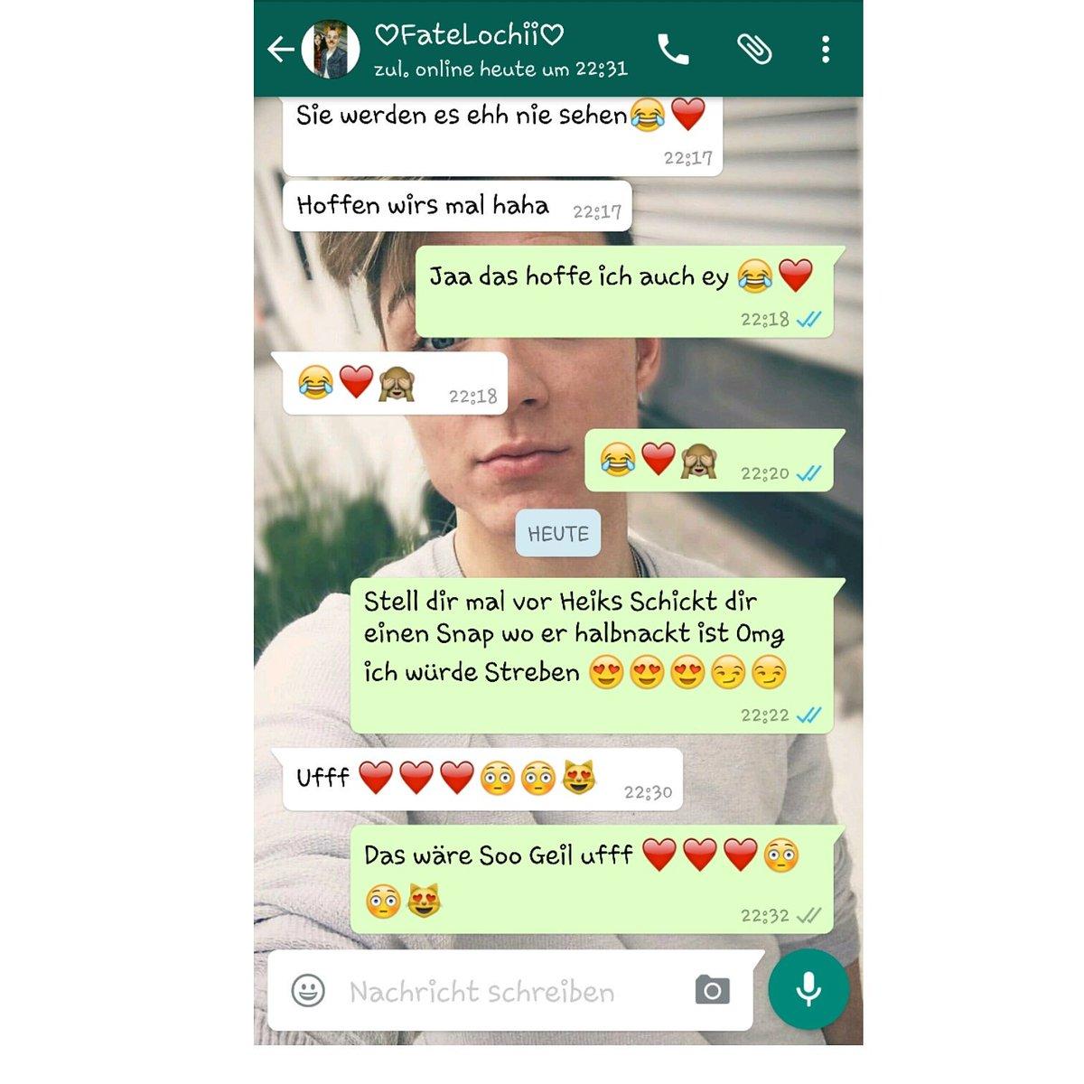 Liebes chat verlauf | Verlauf anzeigen