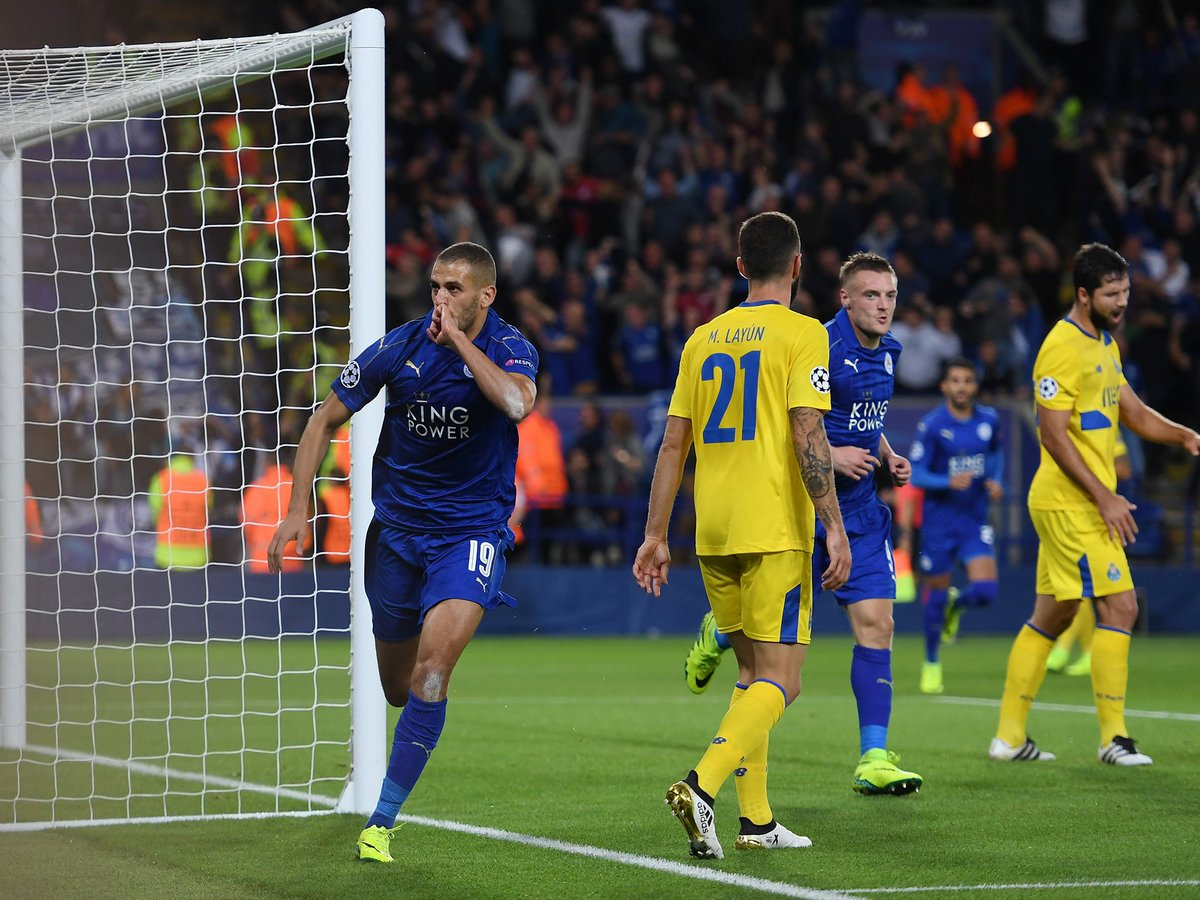 Video: Leicester City vs Porto