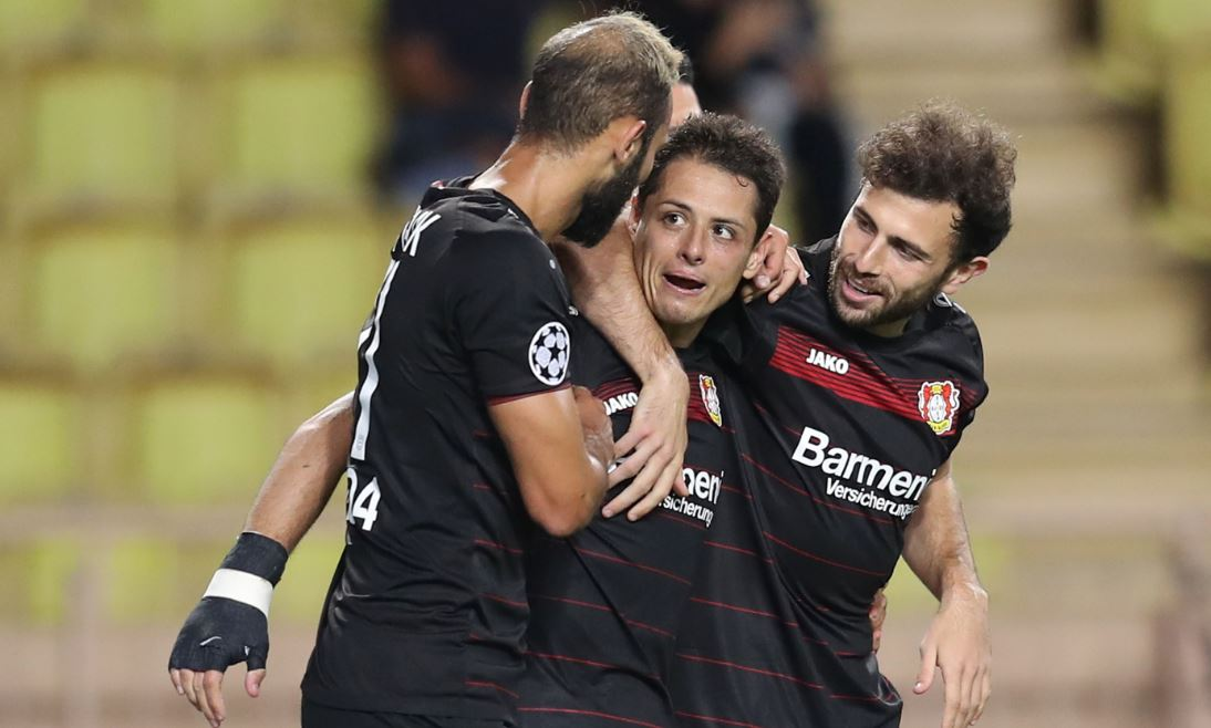 Video: Monaco vs Bayer Leverkusen