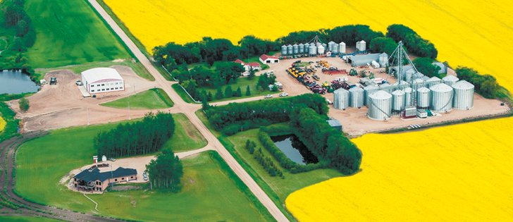 Tisdale, Sask., farm sells for $26.5 million https://t.co/dbfsvLB0l7 #westcdnag #SKag https://t.co/DnHeXCB2NN