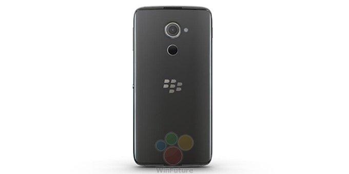 ảnh báo chí BlackBerry DTEK60 của bị rò rỉ, trông giống hệt như một thần tượng Alcatel 4S