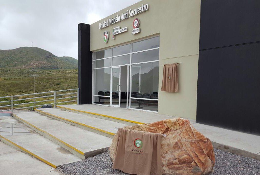 Conase y el gobierno de Chihuahua inauguran Unidad Especializada de Combate al Secuestro