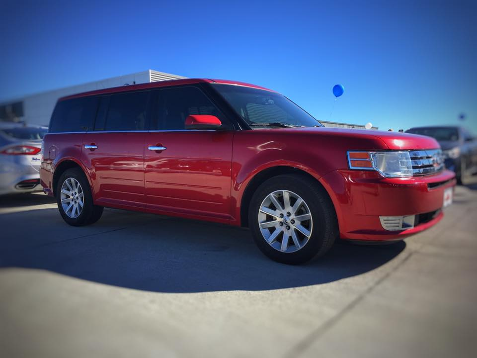 Bill Summers Ford >> Bill Summers Ford On Twitter 2011 Flex With Only 88k And