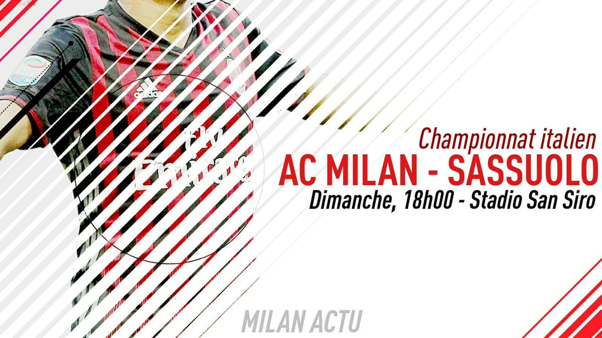 MILAN-SASSUOLO Streaming GRATIS, vedere Diretta TV Video con iPhone Tablet PC