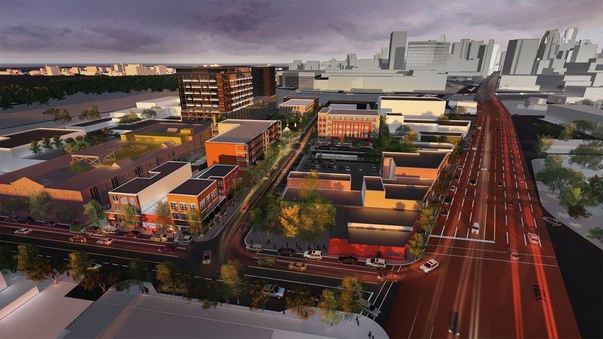 Elton Park development in Corktown includes more than 400 apartments Detroit