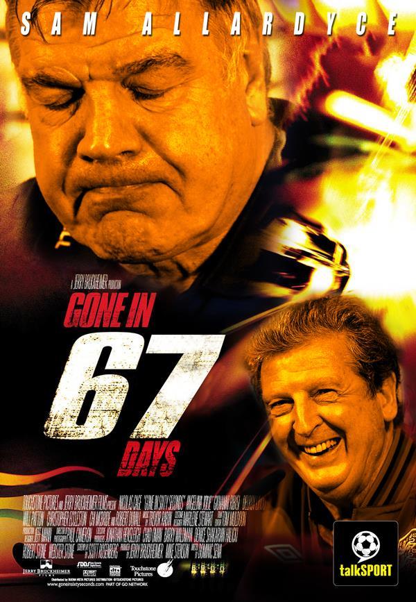 Gone in 67 Days - Image Copyright talkSPORT