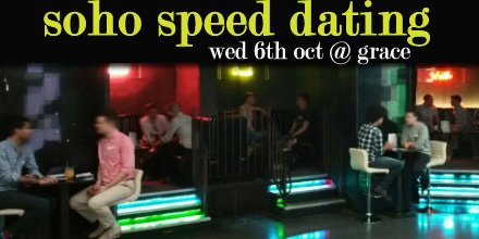 soho speed dating