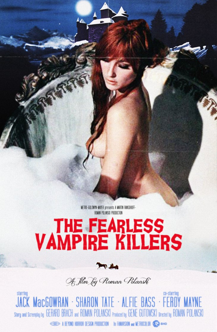 Image result for fearless vampire killers movie