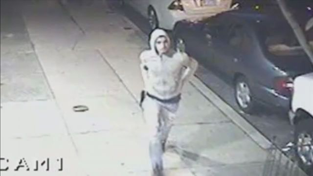 Armed robbery suspect shoots victim in Port Richmond.