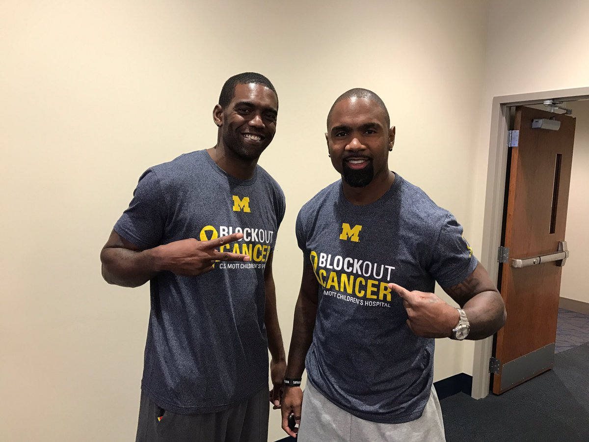 new products c49ff 913cd Charles Woodson on Twitter:
