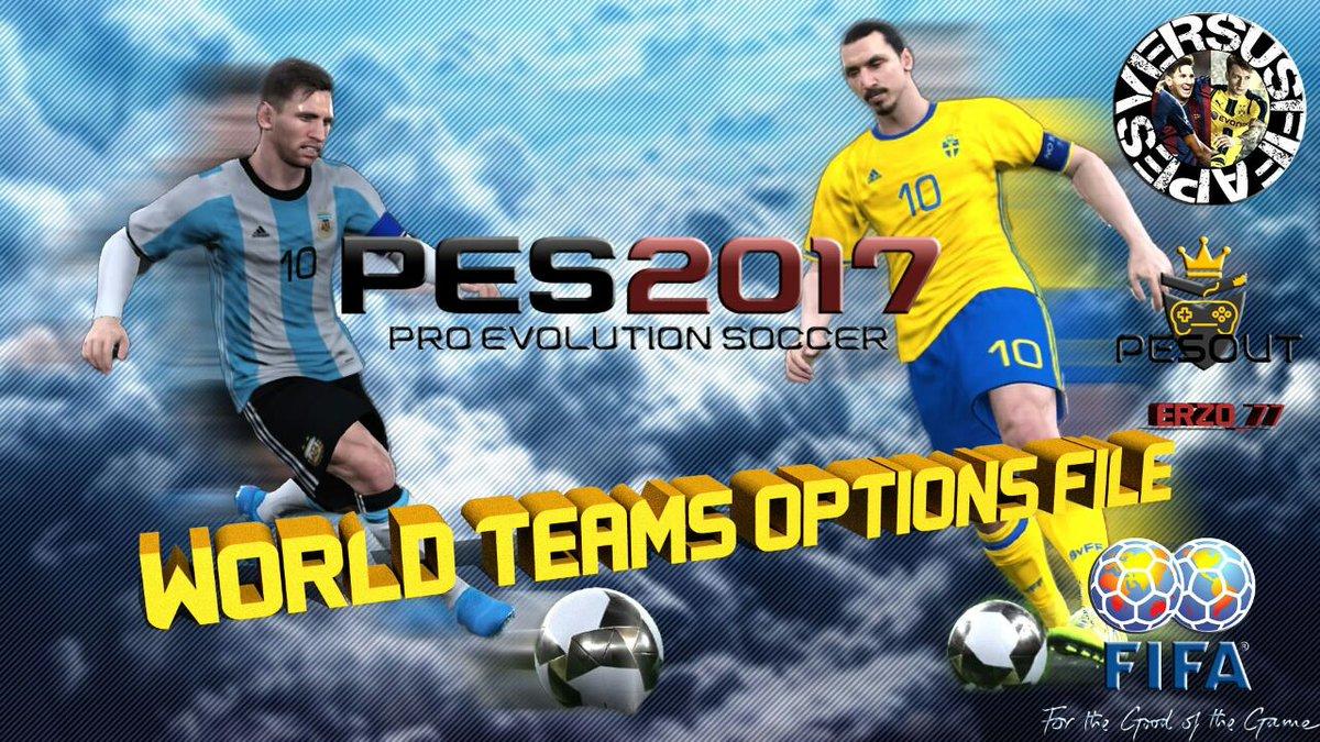 Pes 2020 Teams