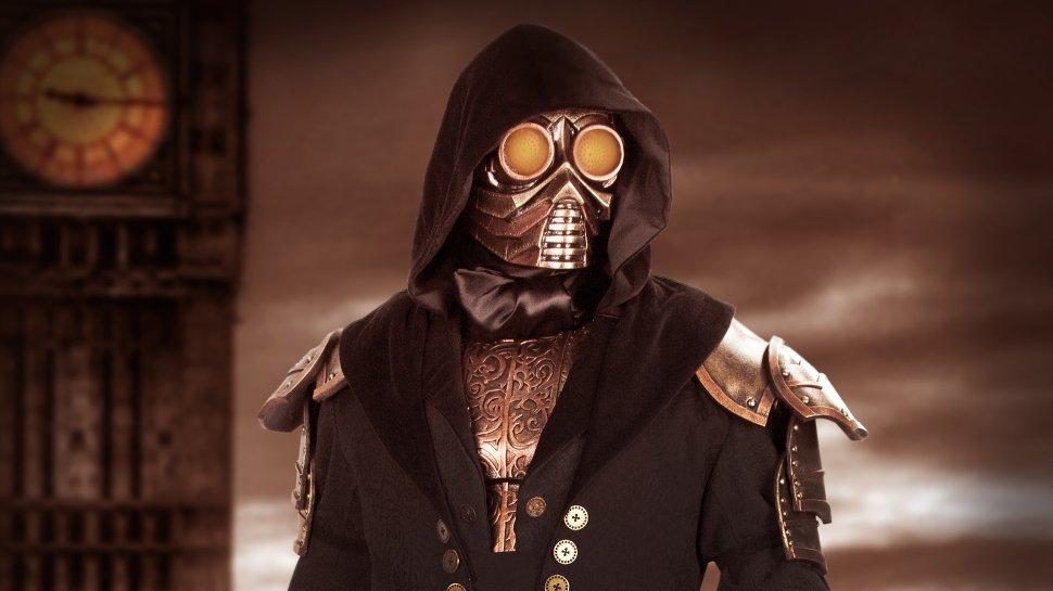 #AntesDeGoogle vino el steampunk. Echa un ojo! #cosplay #steampunk https://t.co/hOTnF5jRrO