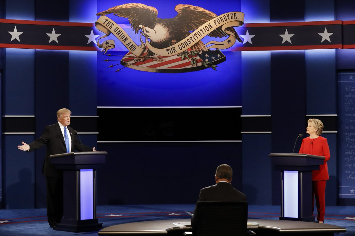 'Registrarse para votar' Google searches hit all-time high during debate