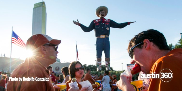 Four years later, Texans still remember Burning Big Tex