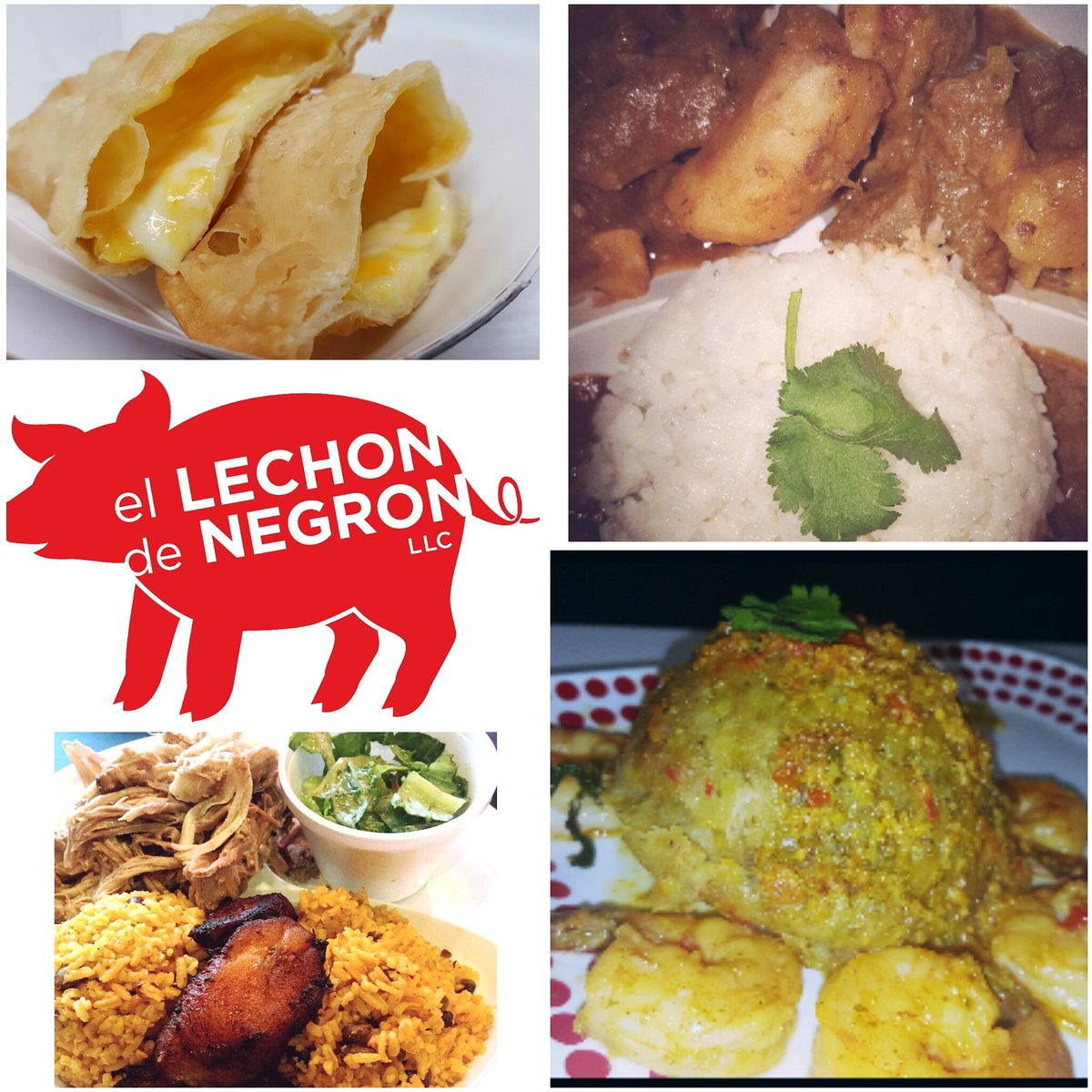 El Lechon Food Truck Menu