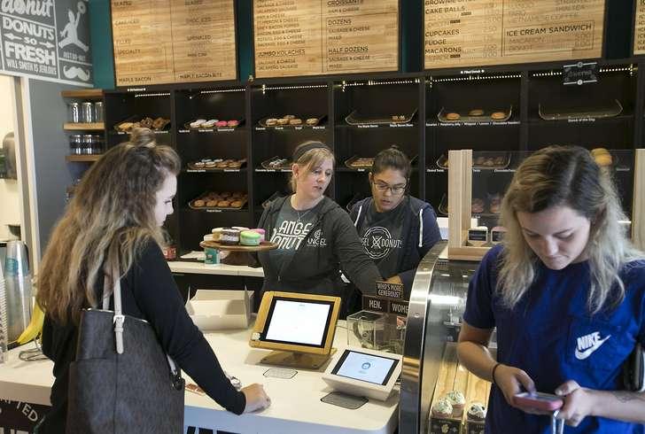 Texas service sector shows progress in September