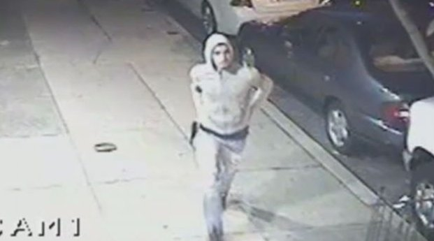 Armed robbery suspect shoots victim in Port Richmond