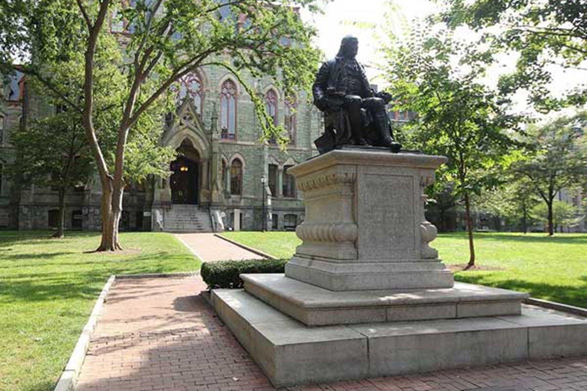 A male student accused of rape sues @Penn, citing gender, racial discrimination