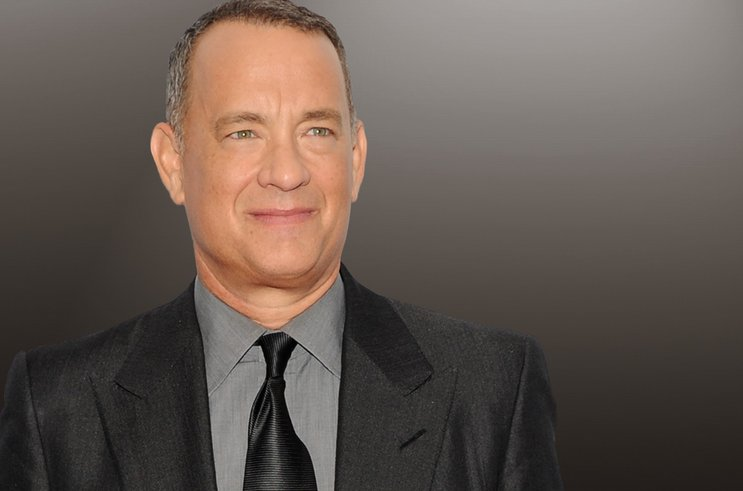 Tom Hanks crashes couple's wedding photo shoot in Central Park