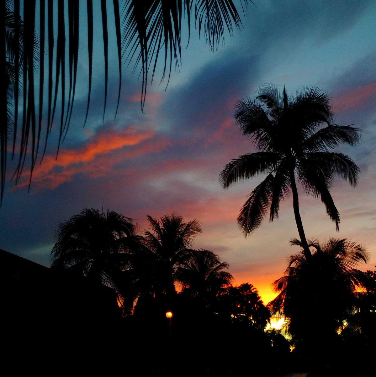 Goodnight, tworld. :) RT @keybiscayne: Goodnight, Sun.. #sunset #LoveFL https://t.co/ev6MWaqCtH