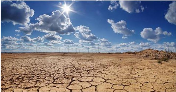 Study: Earth's roughly warmest in about 100,000 years