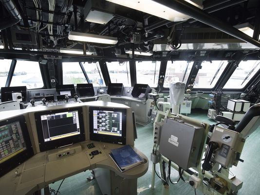 Speed, maneuverability key features of USS Detroit