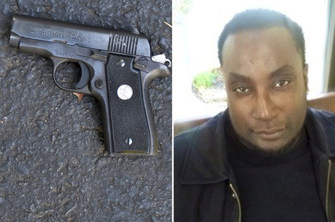 The man who was shot by cops in Charlotte reportedly bought gun from a burglar