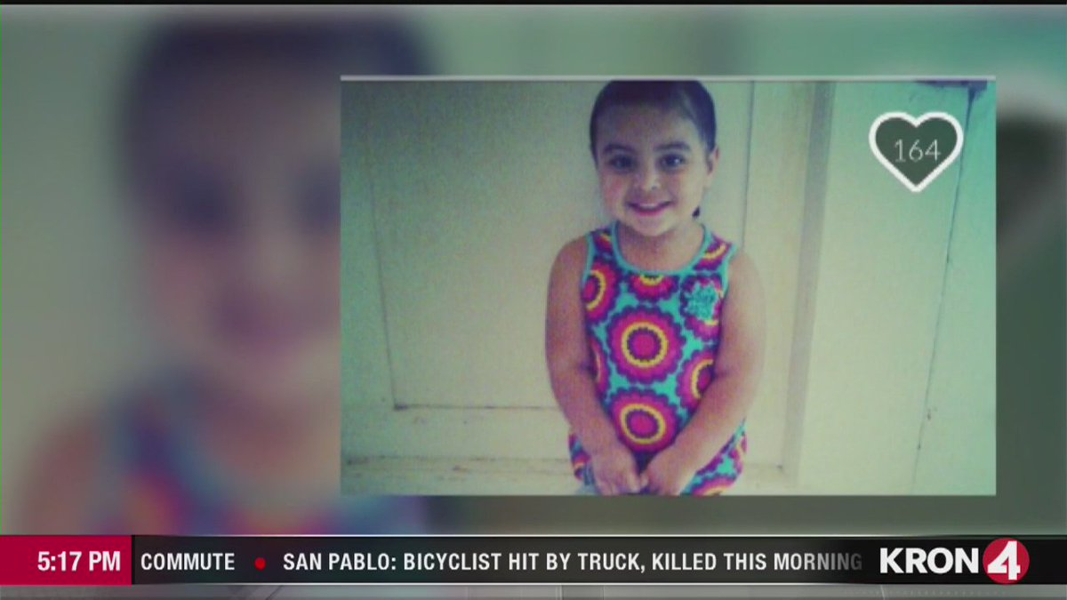 3-year-old girl shot and killed in Stockton. @GrantLodes reports.