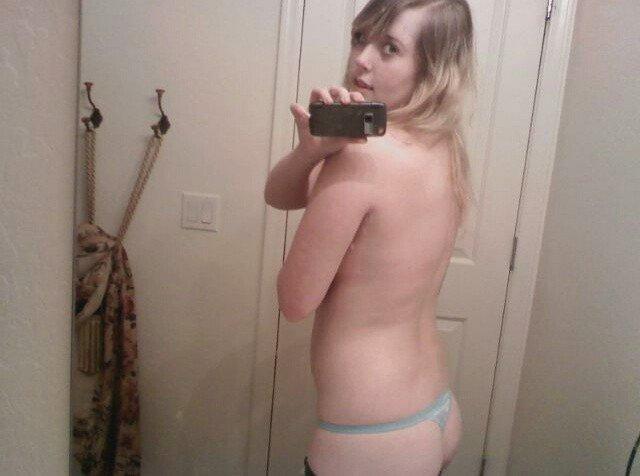 Nude Selfie 8687