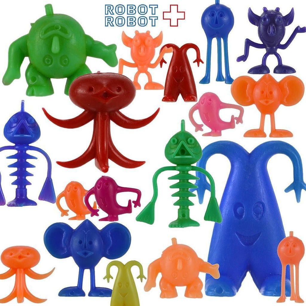 ケロッグ クレータークリッターズ ゆかいな宇宙人 R&L Crater Critters Kelloggs #アメトイ #アメリカントイ #おもちゃ#おもちゃ買取 #フィギュア買… https://t.co/YBsEeDJvU0 https://t.co/1pyaSAMLbD