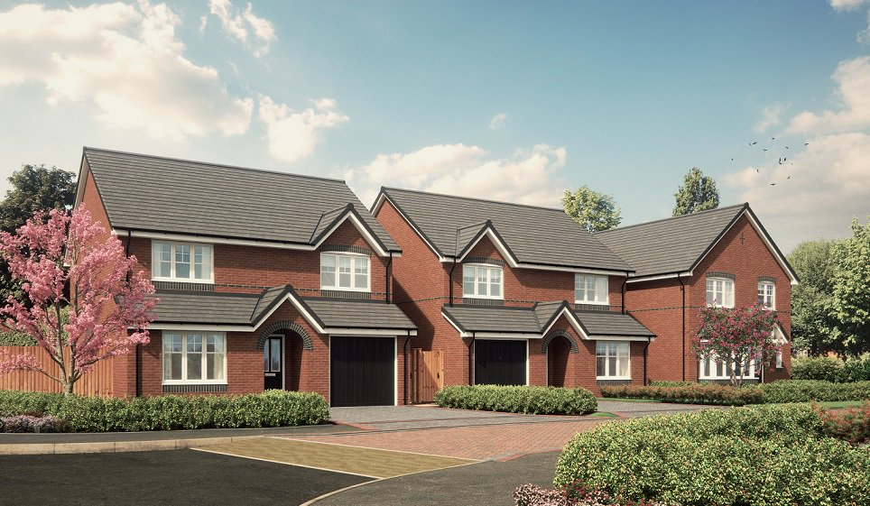 There Are Only 9 Homes To Sell So Dont Delay Archwayhomescouk Boundary Park Overview Pictwitter GaE222oj3z
