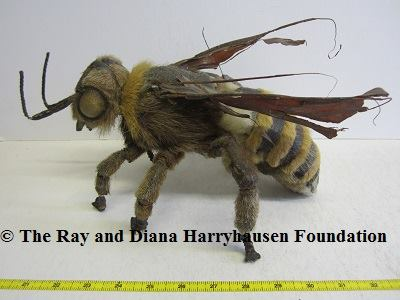 "Ray Harryhausen on Twitter: ""The Bee from ""Mysterious ..."