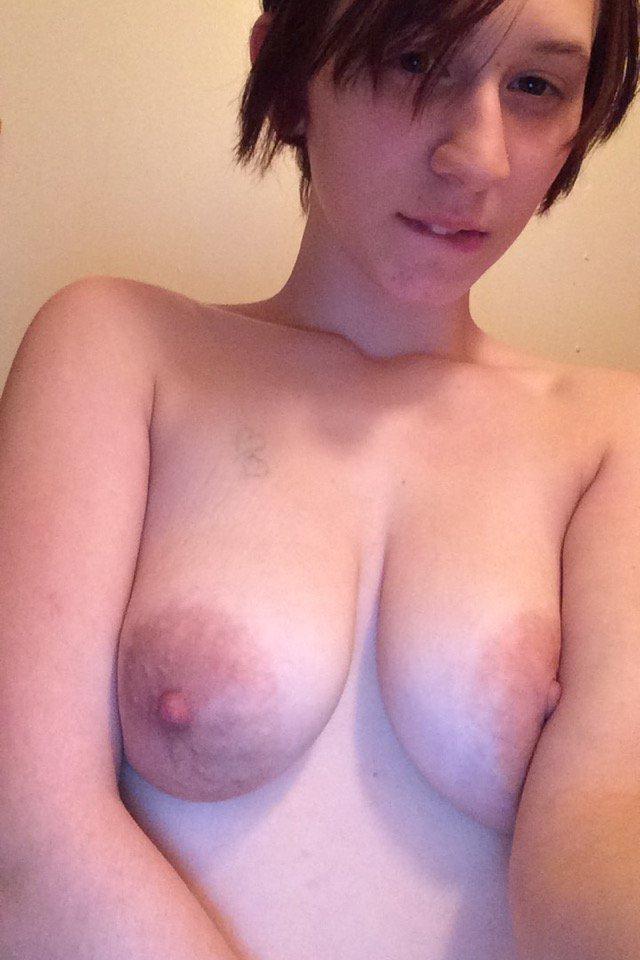 Nude Selfie 8681