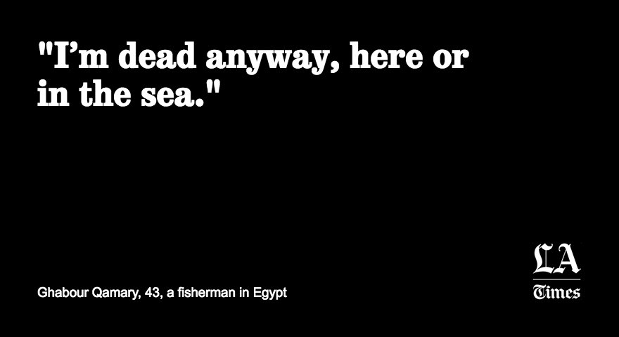Deaths on the Mediterranean Sea don't keep migrants from trying to reach Europe