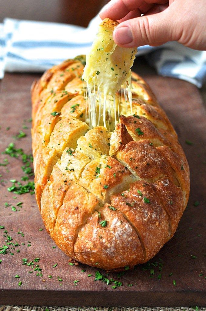 Блюда из хлеба рецепты с фото