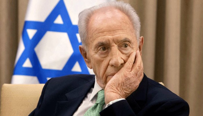 Israel's ShimonPeres dies at the age of 93. wmc5