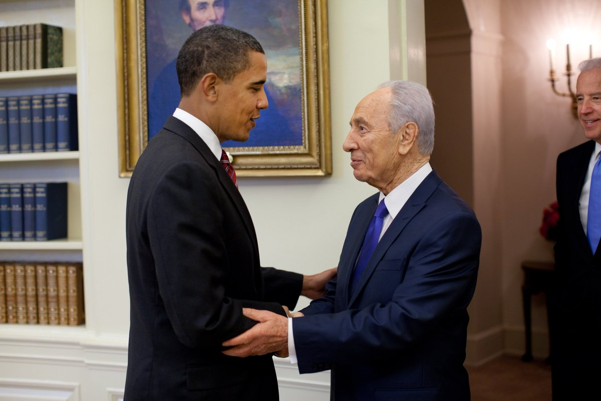Israël: L'ancien président  Shimon Pérès est mort