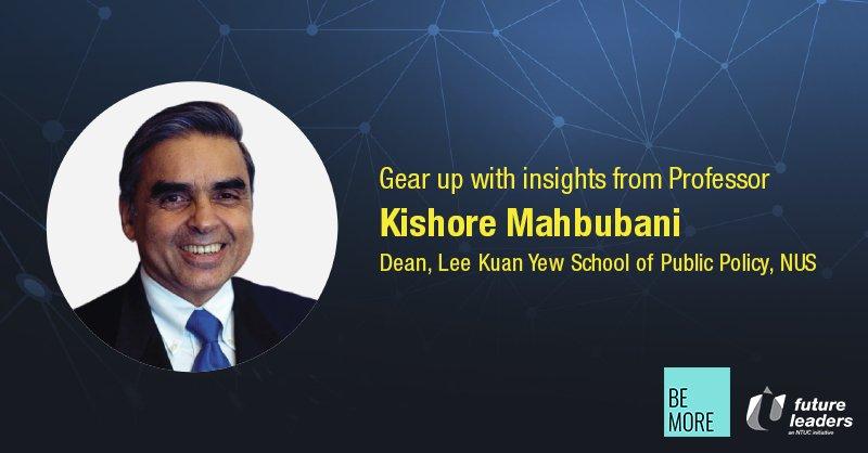 Gain insights from Professor Kishore Mahbubani as he discusses globalisation and Singapore: https://t.co/1ZZC5slIq3 https://t.co/7Xi3E0dlon