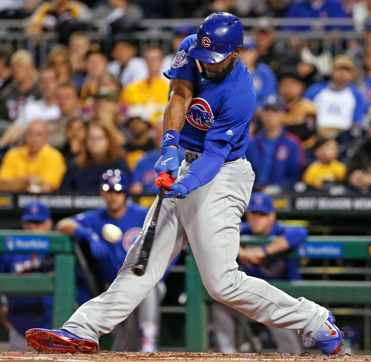 Jason Heyward thinks Cubs can reach bigger goals than 100 victories via @MDGonzales