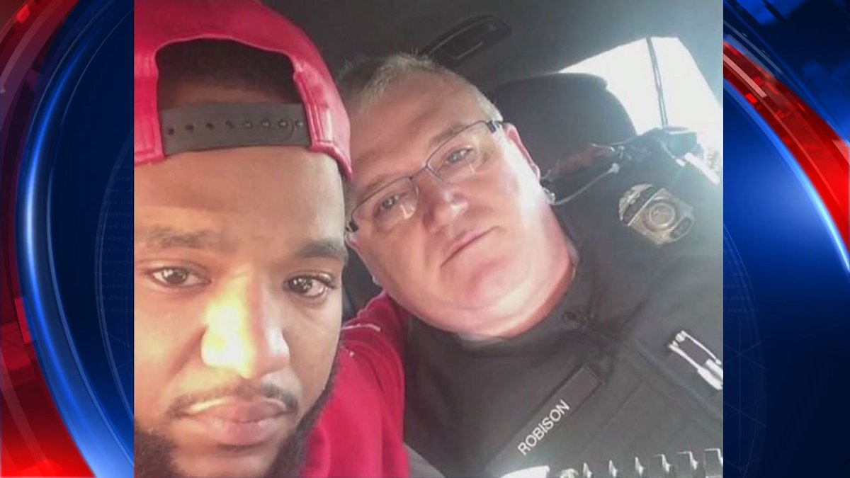 Ohio state trooper drives Detroiter back home for sister's funeral, reports @RandyWFOX2