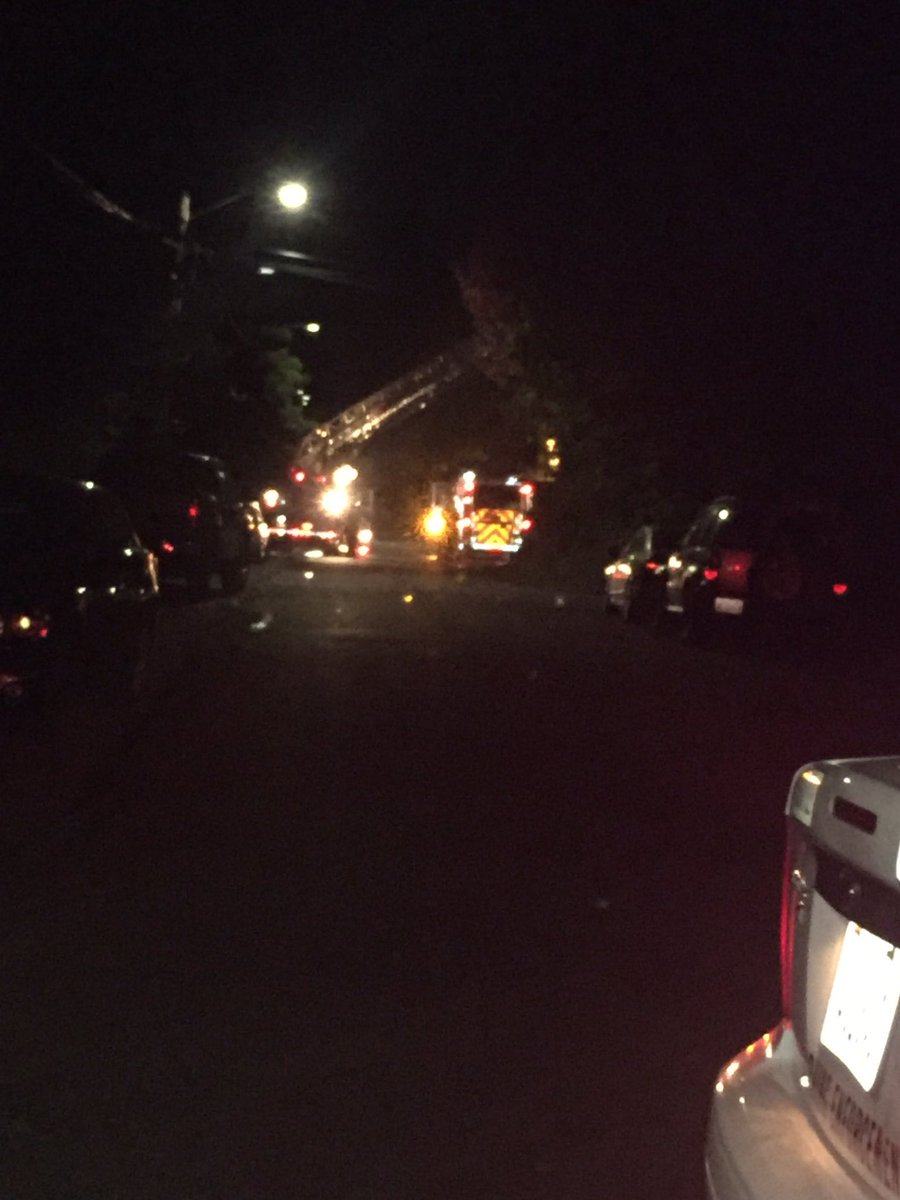 @SeattleFire units on fire watch until fire investigation continues tomorrow at 6955 Delridge Way SW.