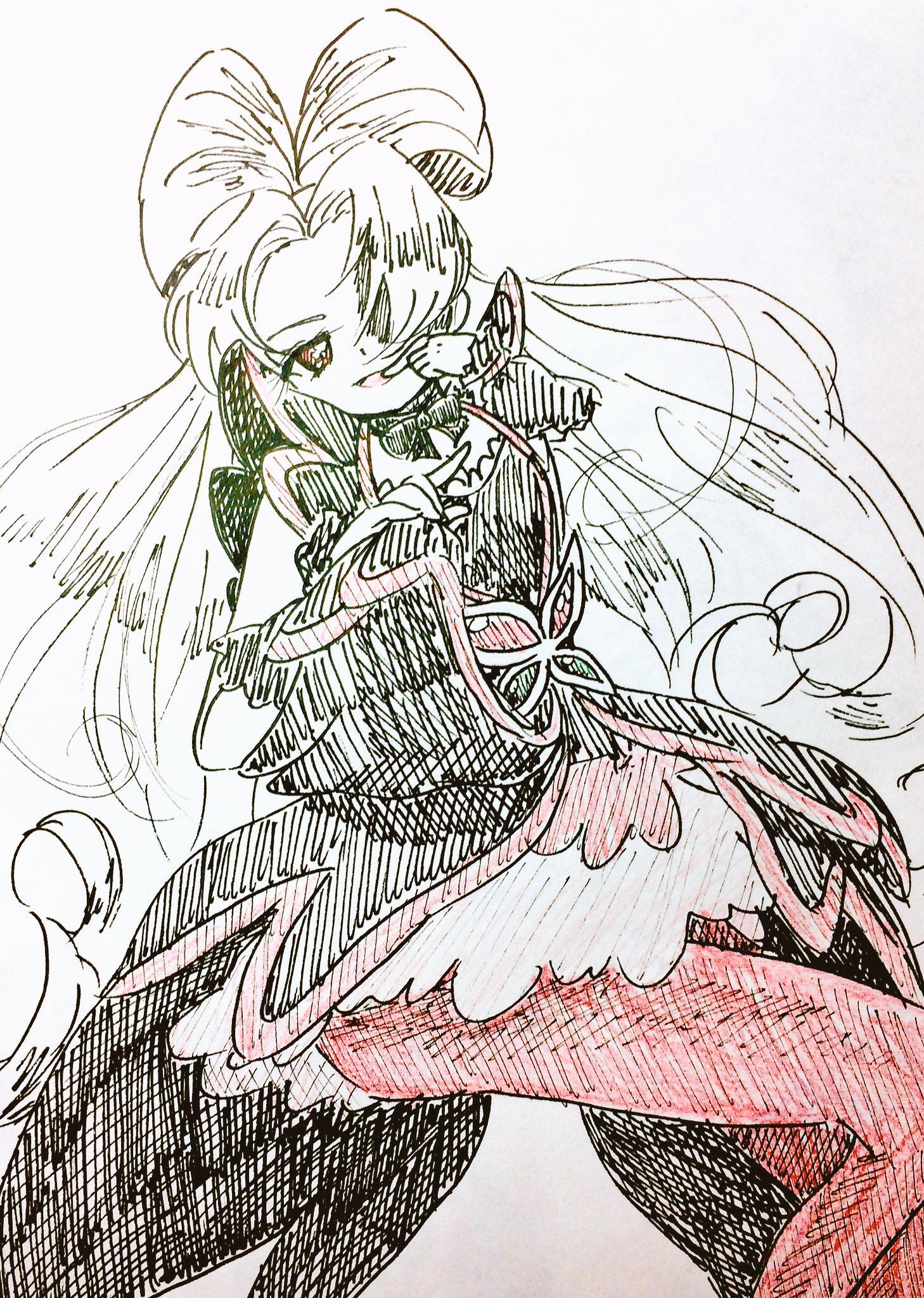 ゆきめ (@yukime0214)さんのイラスト